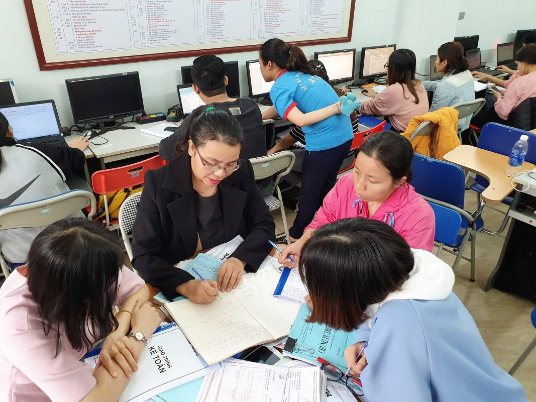 Đào tạo kế toán thuế ở Thanh Hóa
