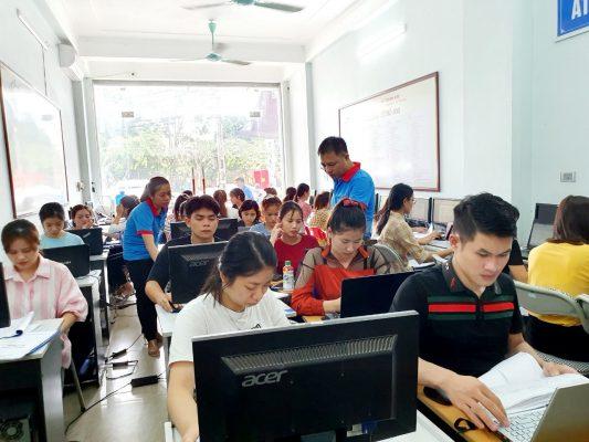 Trung tâm đào tạo tin học văn phòng tại Thanh Hóa