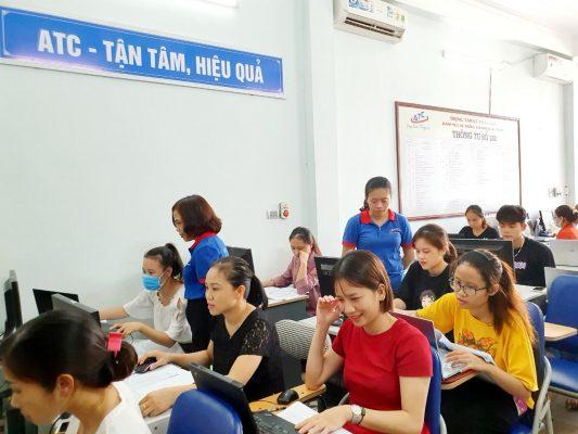 Lớp học kế toán thuế ở Thanh Hóa