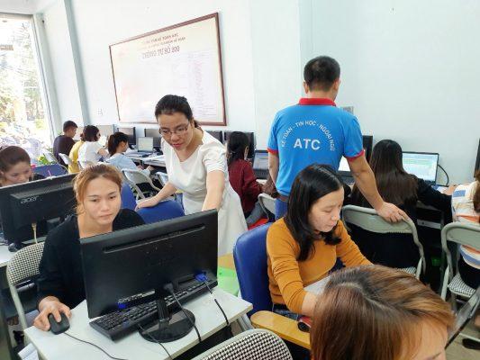 Học kế toán uy tín tại Thanh Hóa