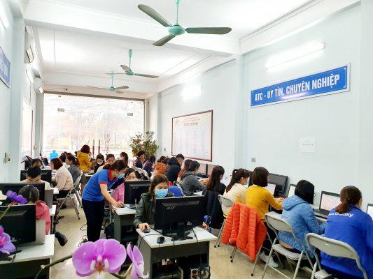 Học tin học hiệu quả tại Thanh Hóa