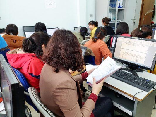Cách học tin học văn phòng hiệu quả