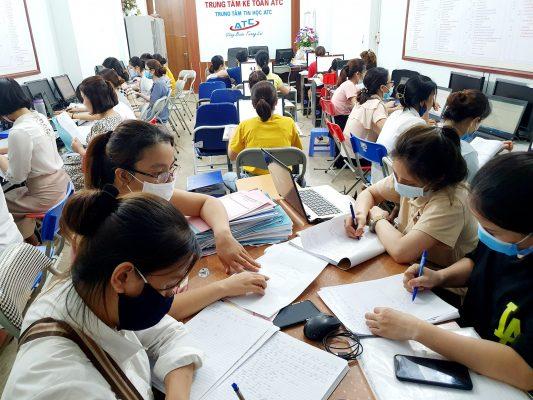 học kế toán tại Thanh Hóa