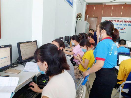 Kế toán thực tế ở Thanh Hóa