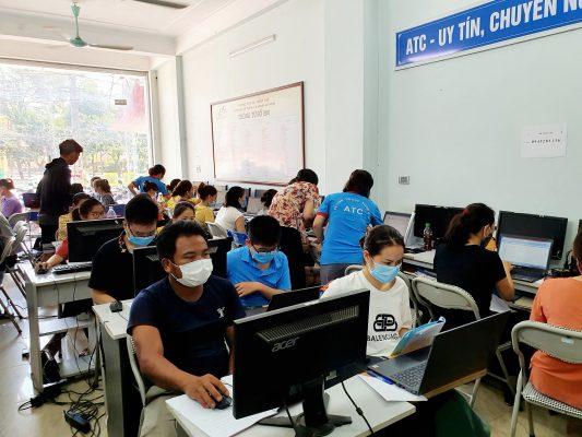 Tin học văn phòng tại Thanh Hóa