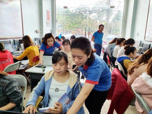 Học kế toán thực tế ở Thanh Hóa