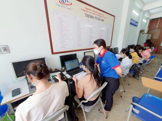 Lớp đào tạo kế toán thuế tại Thanh Hóa