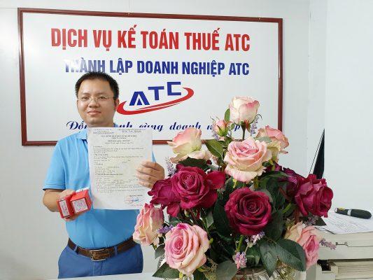 Thành lập công ty ở Thanh Hóa