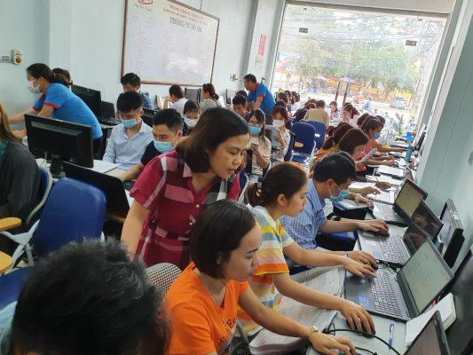 Hộc kế toán thực tế tại Thanh Hóa